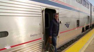 Des trains pas comme les autres : USA - 2013
