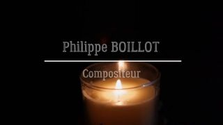 Bande demo Philippe Boillot Compositeur